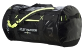 Bag - HH DuffelBag 90 Liter (STD) - Sort/Gul