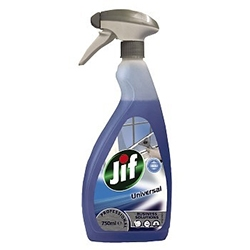 Rengjøring Jif Professional Universal-spray, 750ml