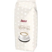 Cappuccino topping Friele 750G kartong. 10 poser