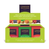 Te Mixboks London fruit and Herbs (80 poser)