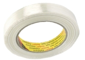 Glassfibertape 25 mm x 50 M (36stk)