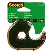Dispenser Scotch, kontortape for 33 meters ruller.