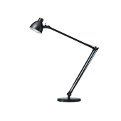 Lampe Hansa Valencia Led Sort