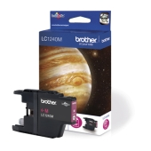 Blekk Brother LC1240M Magenta 600 sider