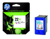 Blekk HP 22XL High Yield Tri-color Original Blekk