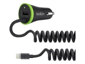 Belkin BOOST UP Universal Car Charger with Lightning Cable