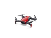DJI Mavic Air Fly More Combo Flame Red 21min flytid, 4K video, 3-akse gimbal, sammenleggbar