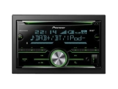 Pioneer FH-X840DAB - Vogn
